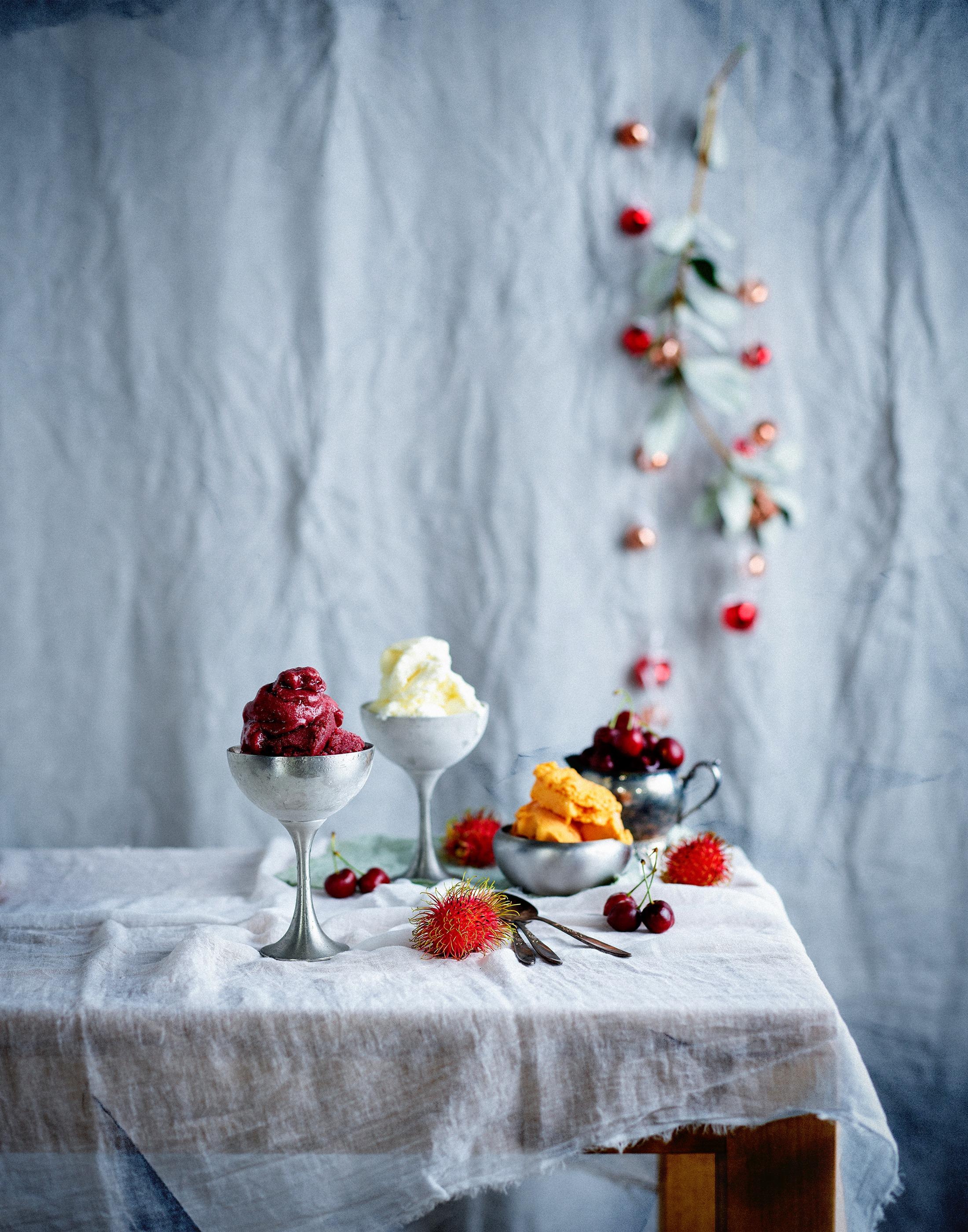 CHRISTMAS SORBET Roughcut Studio