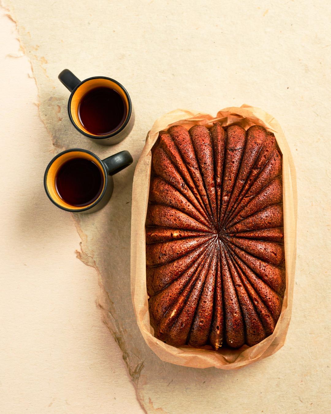 Apple Rye Loaf